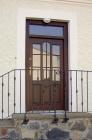 Drzwi ORLAND Z z trzema szybami
