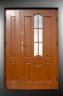 Drzwi ORLAND z szybą + dostawka boczna otwierana